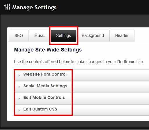 manage settings2