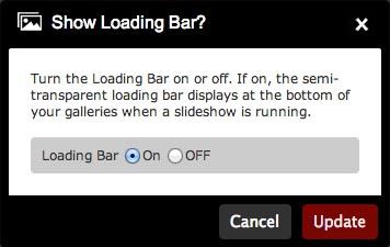 show-loading-bar
